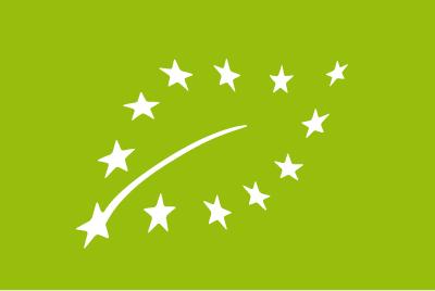 Logo officielle du label bio Europe