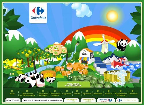 Agir Bio de Carrefour