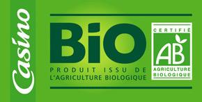 Produits Bio Casino